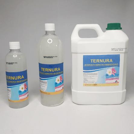 Detergente Enzimático Biodegradable