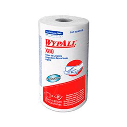 Wypall X-80 Limpión Blanco
