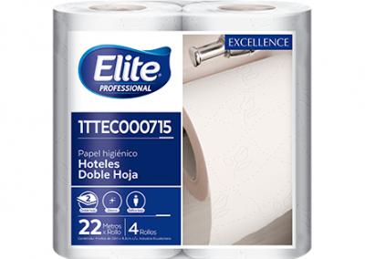 Papel Higiénico Elite Pro Excellence 4 rollos