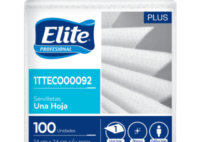 Servilleta Elite Plus 24×24 cm