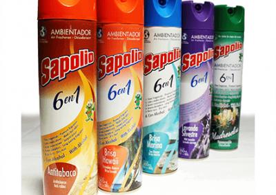 Ambientador Sapolio 360 ml