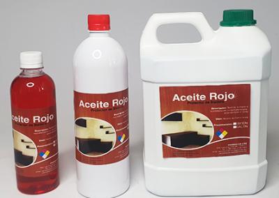 Aceite Rojo