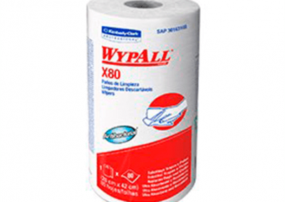 Wypall X-80 Limpión Blanco