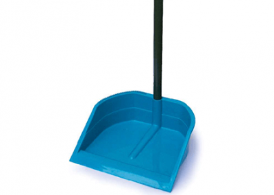 Recogedor de basura mango largo